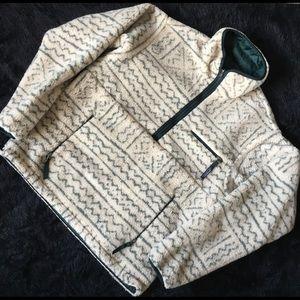 Patagonia Reversible Pile Fleece Pullover